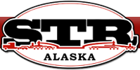 Specialized Transport & Rigging Alaska Logo