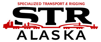 Specialized Transport & Rigging Alaska Logo